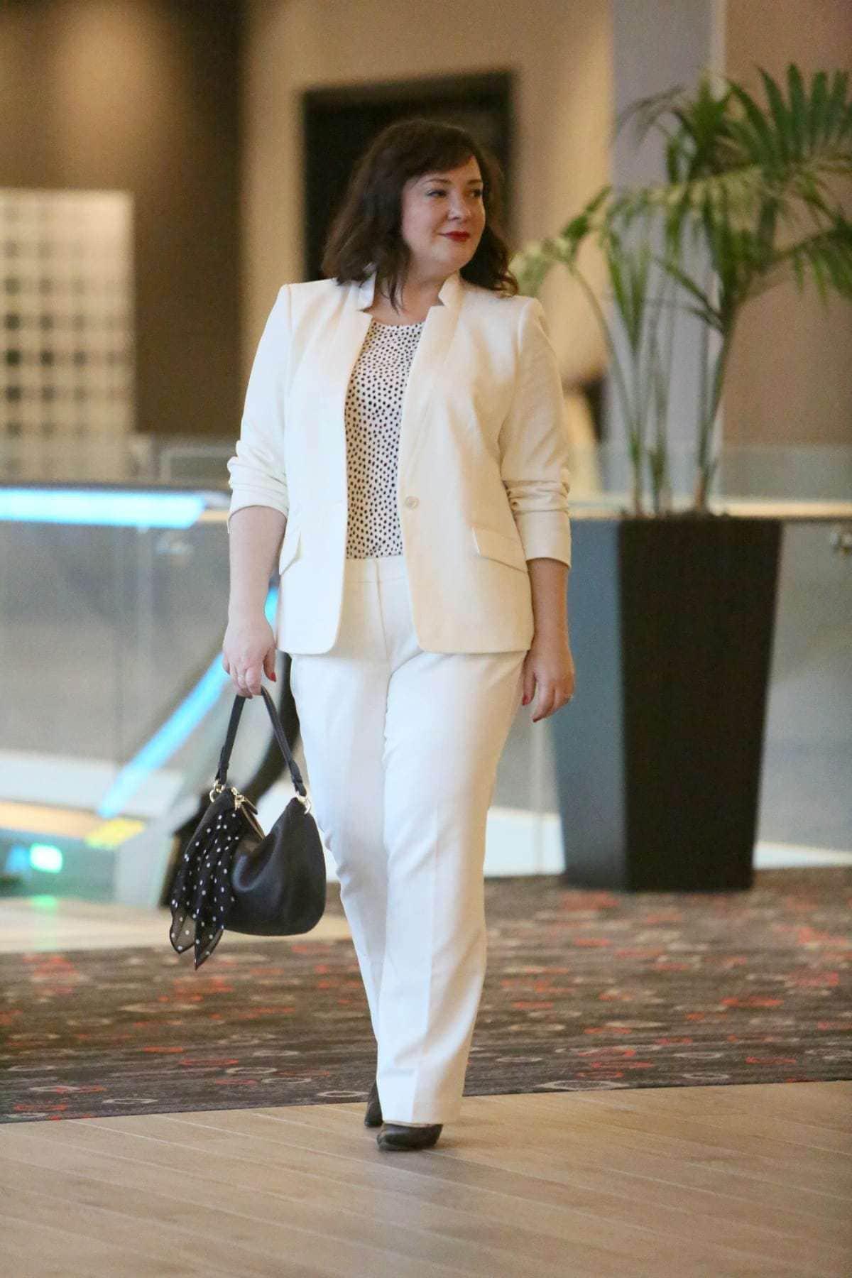 tabots ivory suit