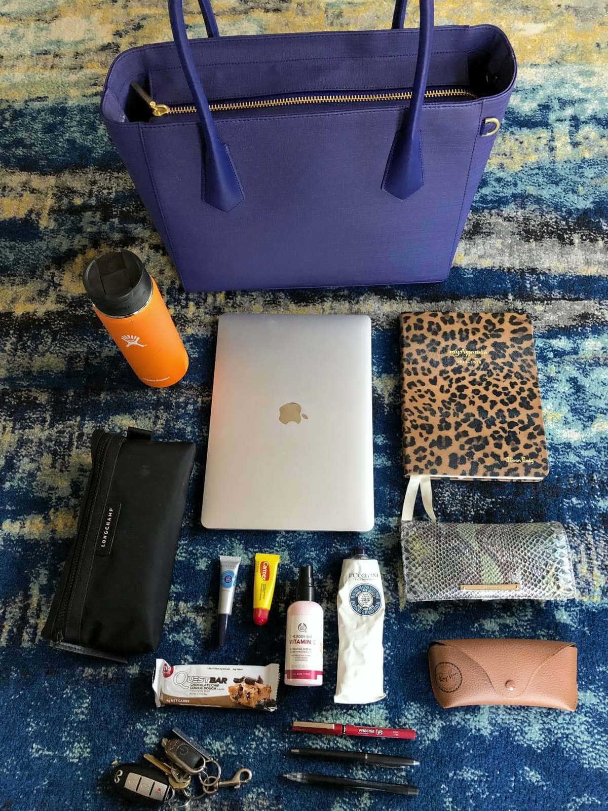 what fits in a dagne dover legend tote