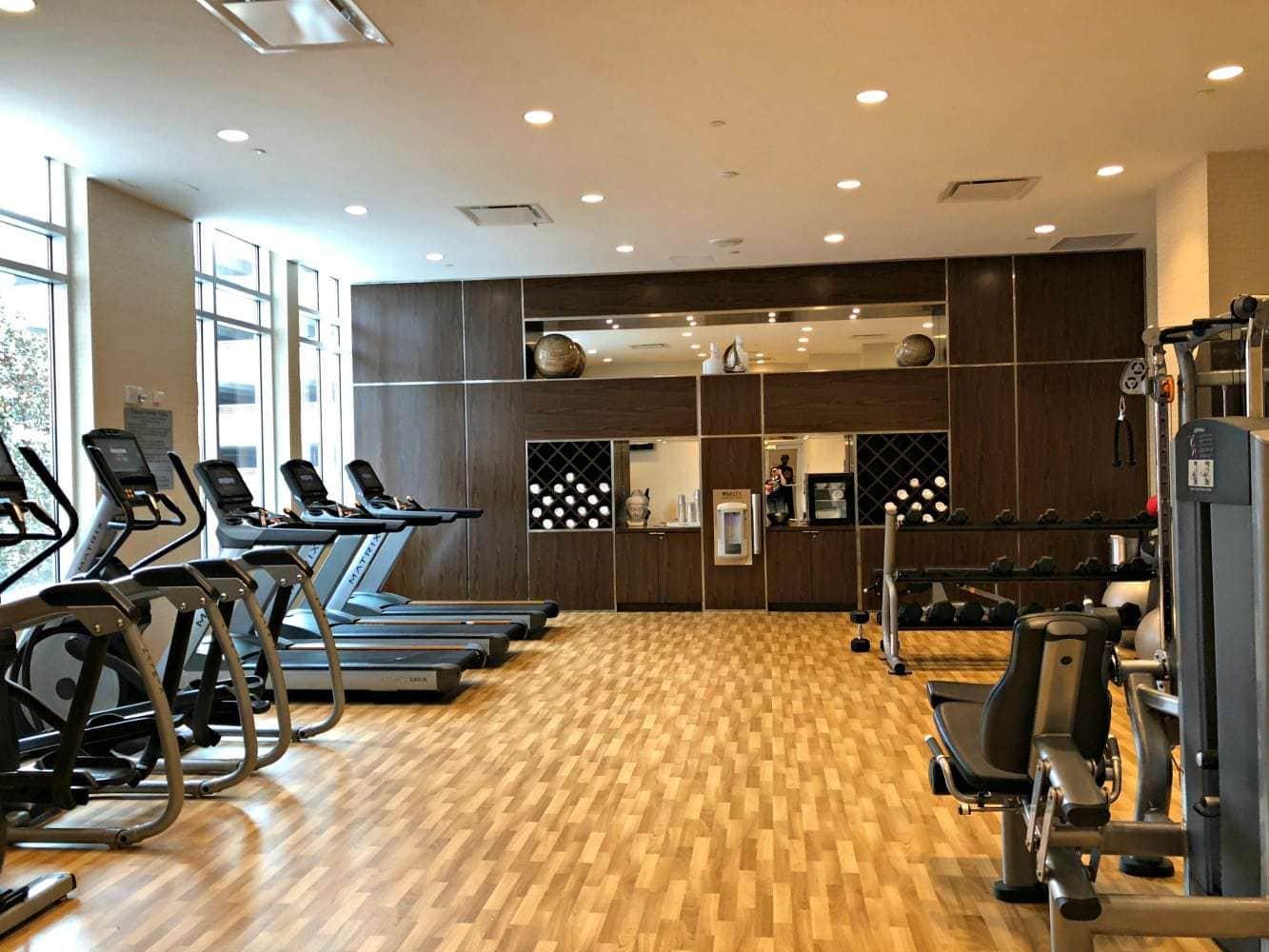 ac hotel national harbor gym