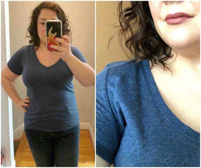 amazon daily ritual t shirt review