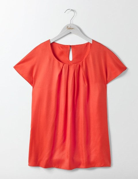 Boden ravello top in melon crush