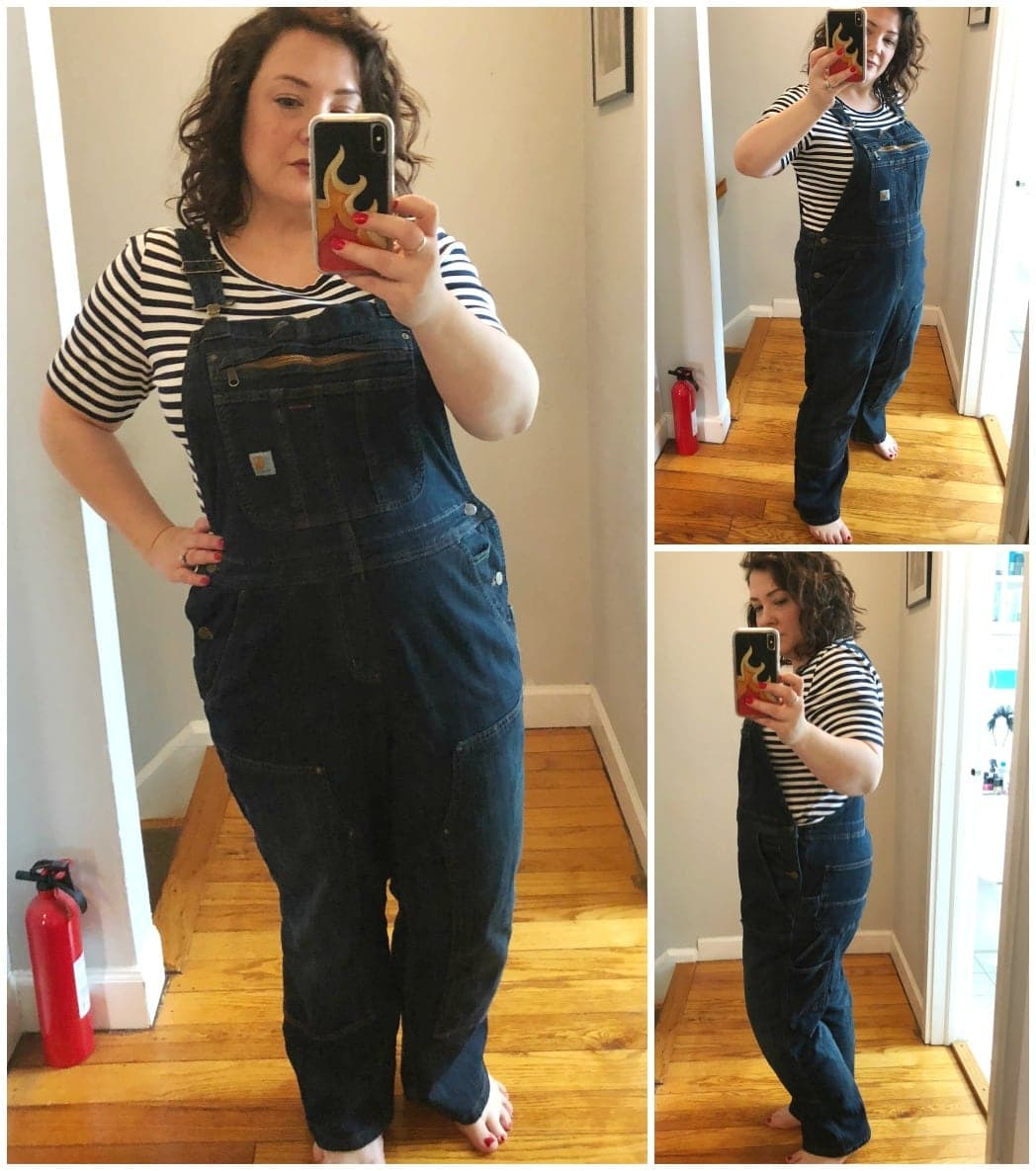 carhartt overalls for women