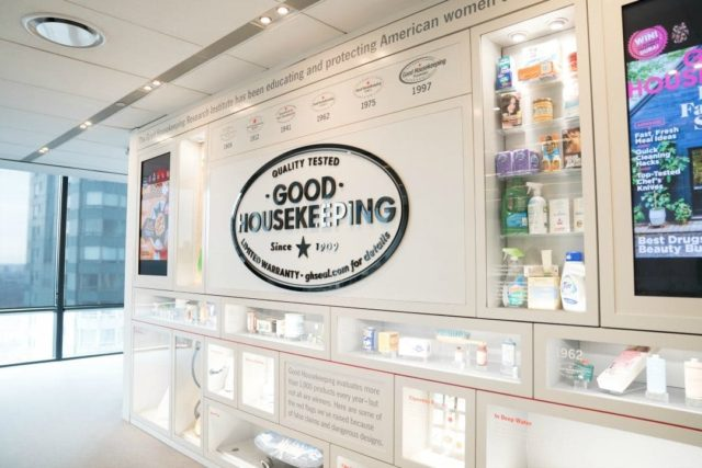 good housekeeping lab tour nyc