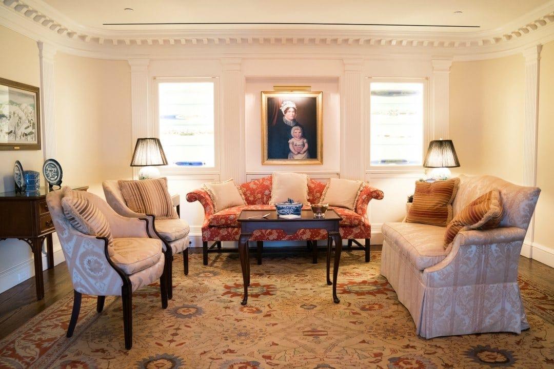 good housekeeping living room
