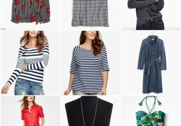 Shopping Hits and Misses: Madewell, Boden, Ellos, J. Crew, Amazon