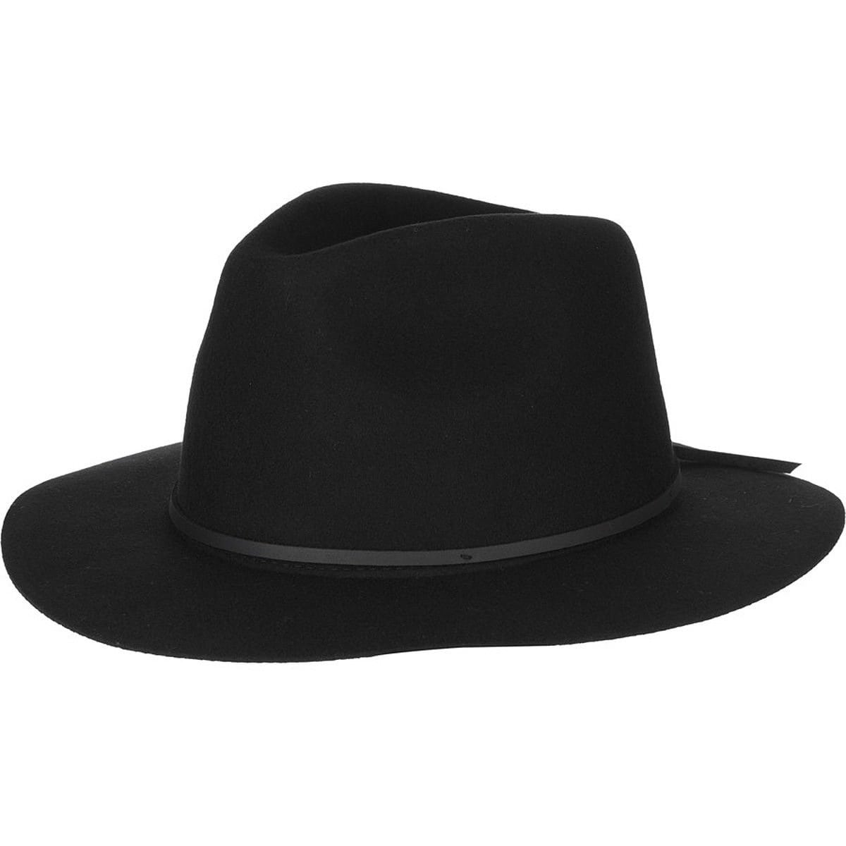Brixton Wesley fedora for women