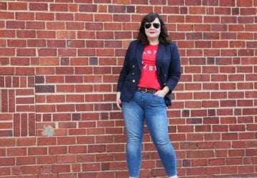 What I Wore: Resister Sister