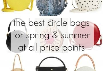 Wearable Fashion Trend: The Circle Bag