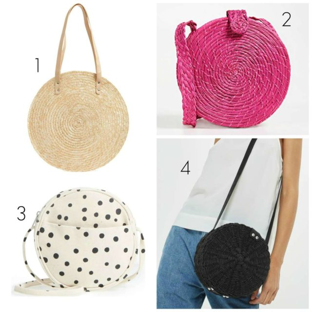 the best circle bags for spring and summer 2018 at all price points picked by Wardrobe Oxygen
