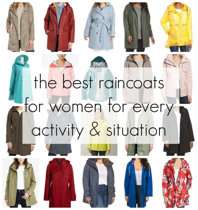ac2ee0f51ba The Best Raincoat for Every Situation | Wardrobe Oxygen