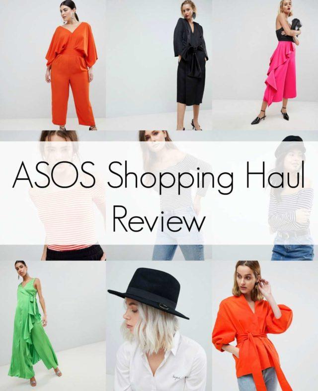 ASOS shoppiong haul honest review by wardrobe oxygen