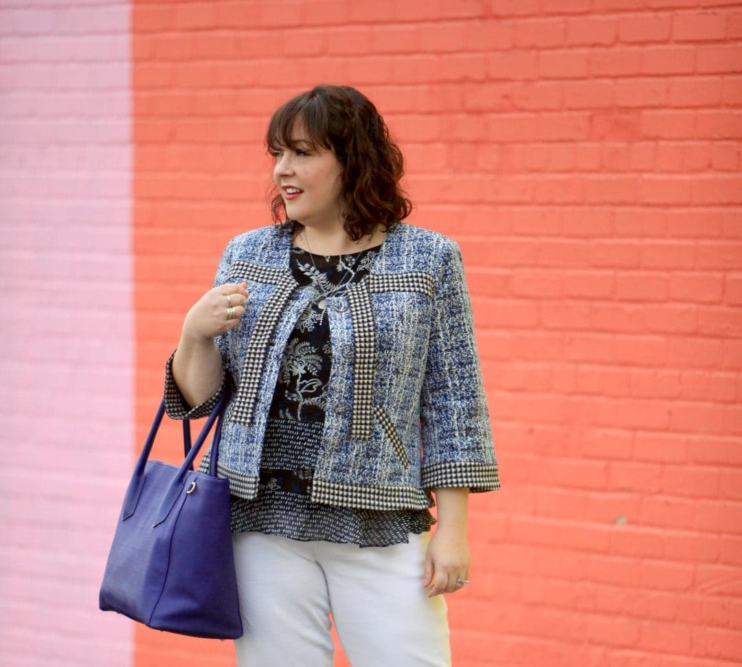 Dagne Dover Legend Tote review and how well it holds up - Dagne Dover Tote Legend vs Allyn review featured by popular Washington DC fashion blogger, Wardrobe Oxygen