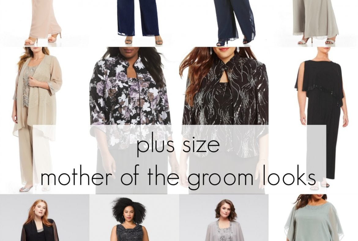 Plus Size Mother Of The Groom Dresses For Summer Outdoor Wedding Focus On Beach Weddings