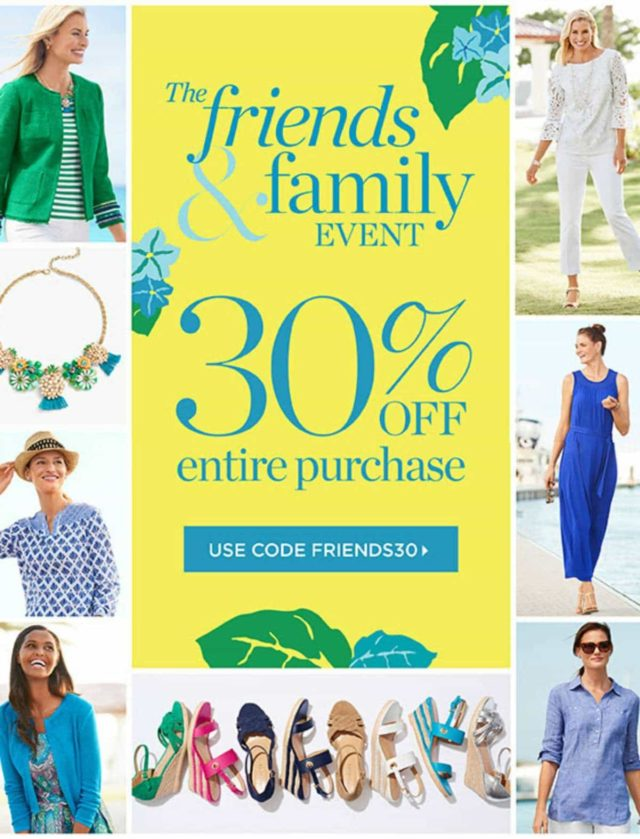 d92cf35d259ed Friends & Family Talbots Sale featured by popular Washington DC petite  fashion blogger, Wardrobe Oxygen