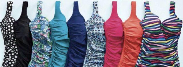 talbots swimwear summer 2018 - Friends & Family Talbots Sale featured by popular Washington DC petite fashion blogger, Wardrobe Oxygen