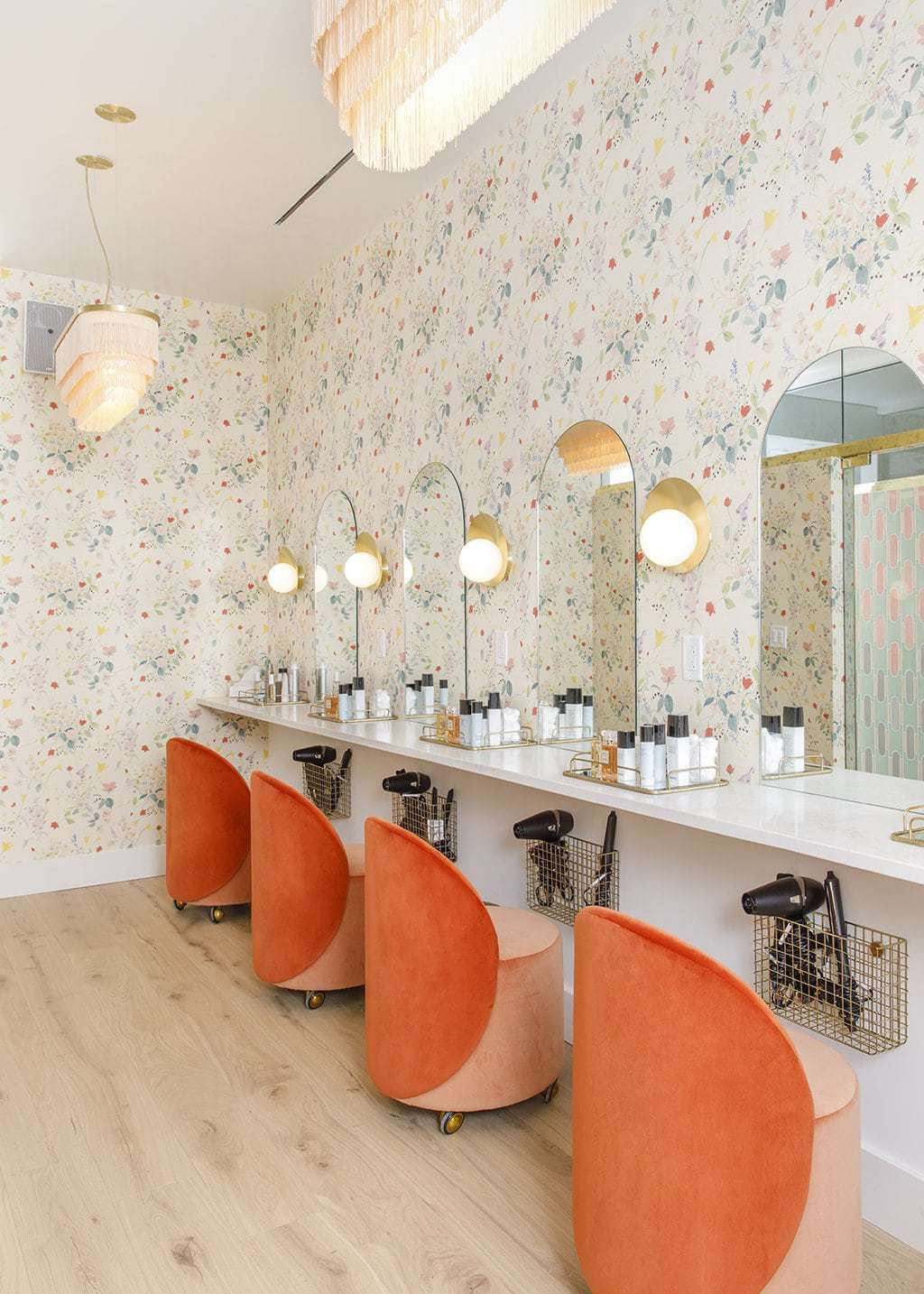 the wing dc beauty room