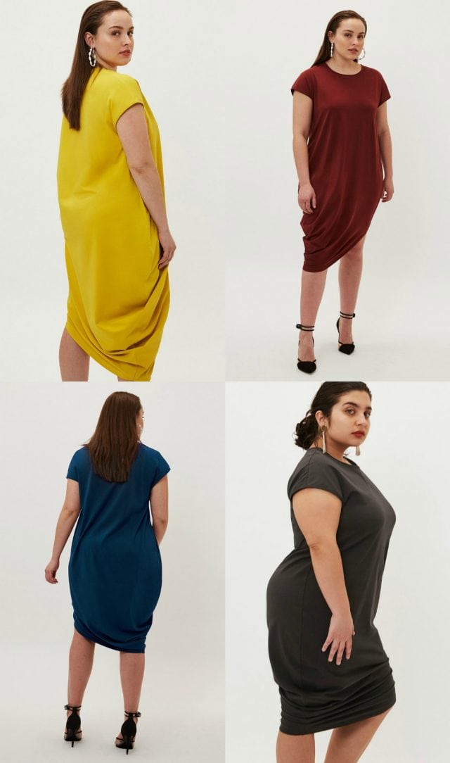 universal standard petites geneva dress review - universal standard petites featured by popular Washington DC petite fashion blogger, Wardrobe Oxygen
