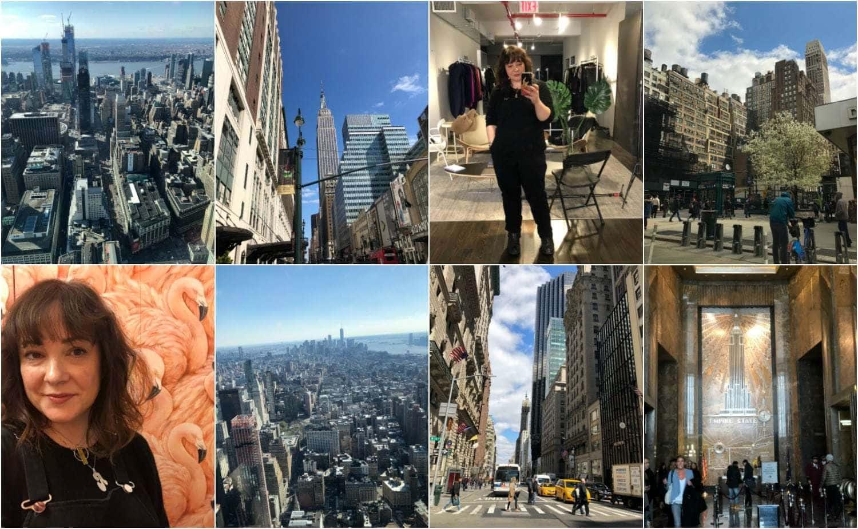 wardrobe oxygen in NYC