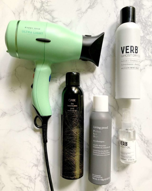 best products for fine wavy hair - The Best Beauty Products featured by popular DC beauty blogger, Wardrobe Oxygen