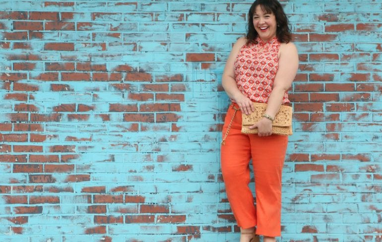 Cabi Collection: Maravilla Spring 2018 featured by Popular DC Petite Fashion Blogger, Wardrobe Oxygen