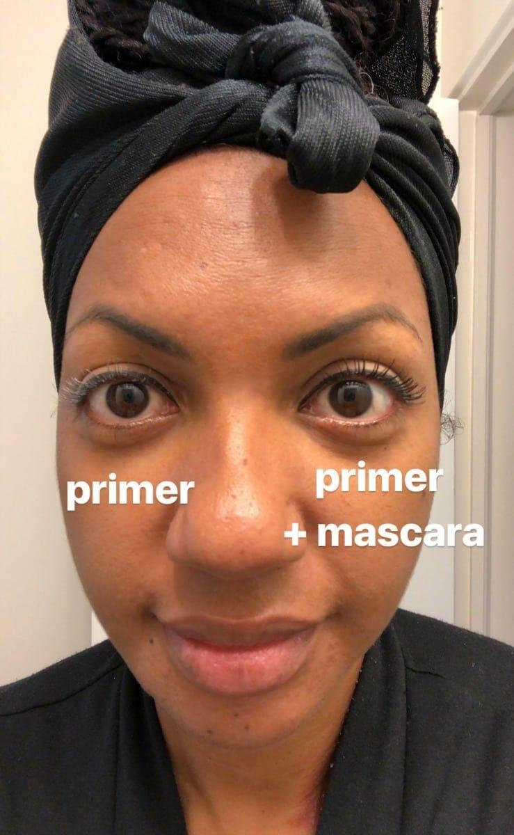 insana collins beauty routine