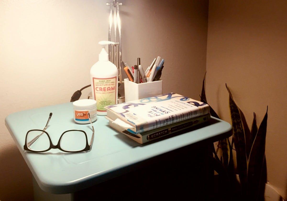 lisa rowan nightstand