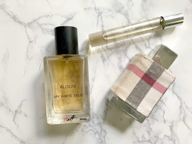 my favorite fragrances - The Best Beauty Products featured by popular DC beauty blogger, Wardrobe Oxygen