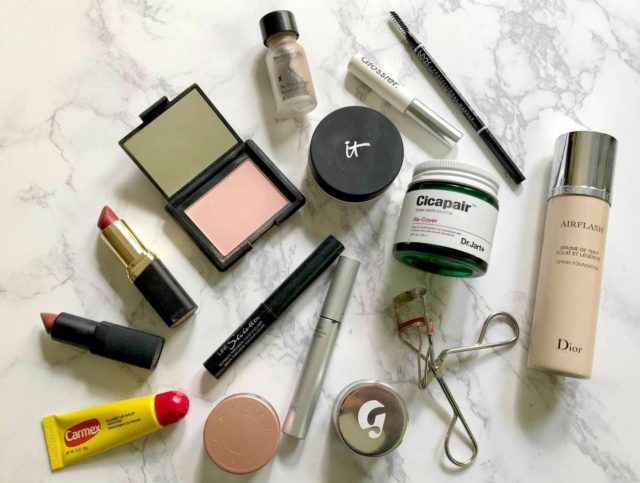 over 40 makeup natural look - The Best Beauty Products featured by popular DC beauty blogger, Wardrobe Oxygen