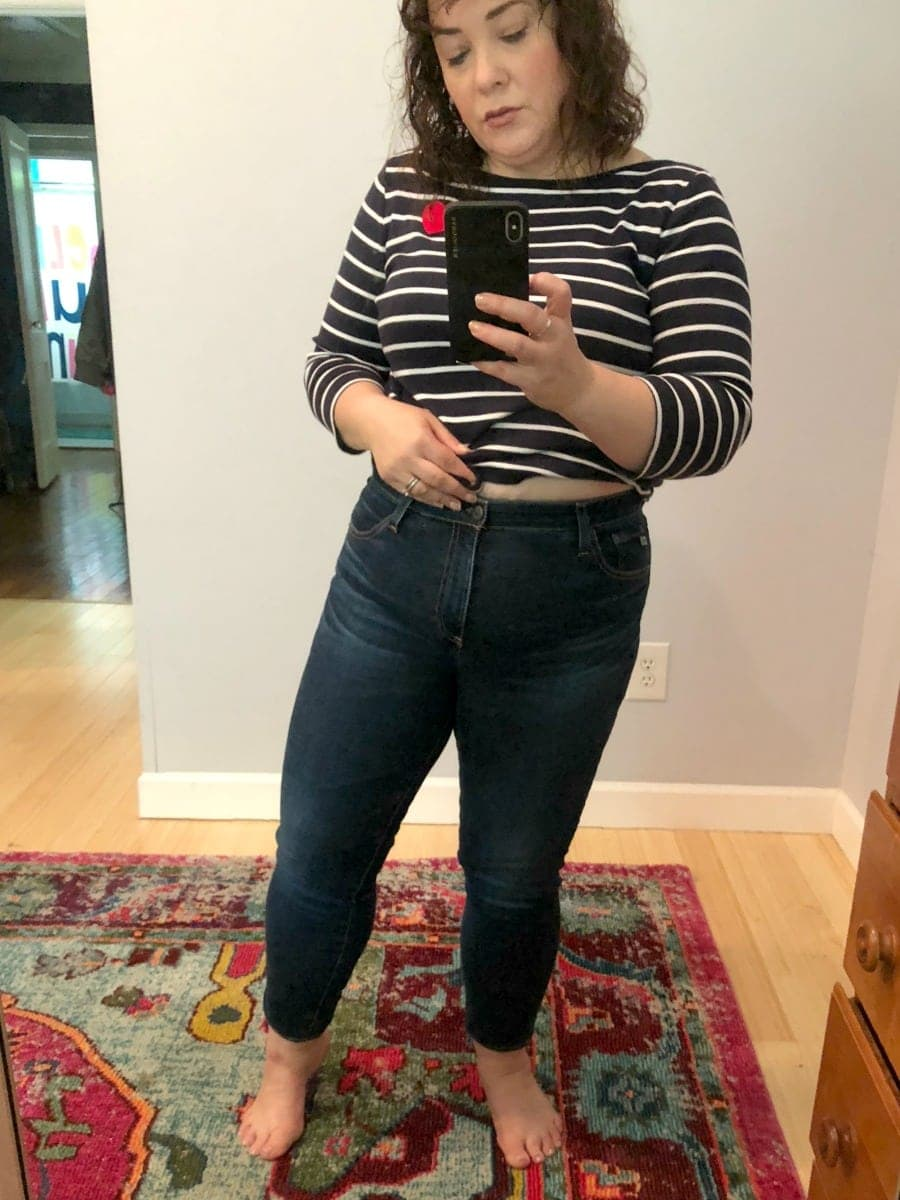 a ag jeans prima review