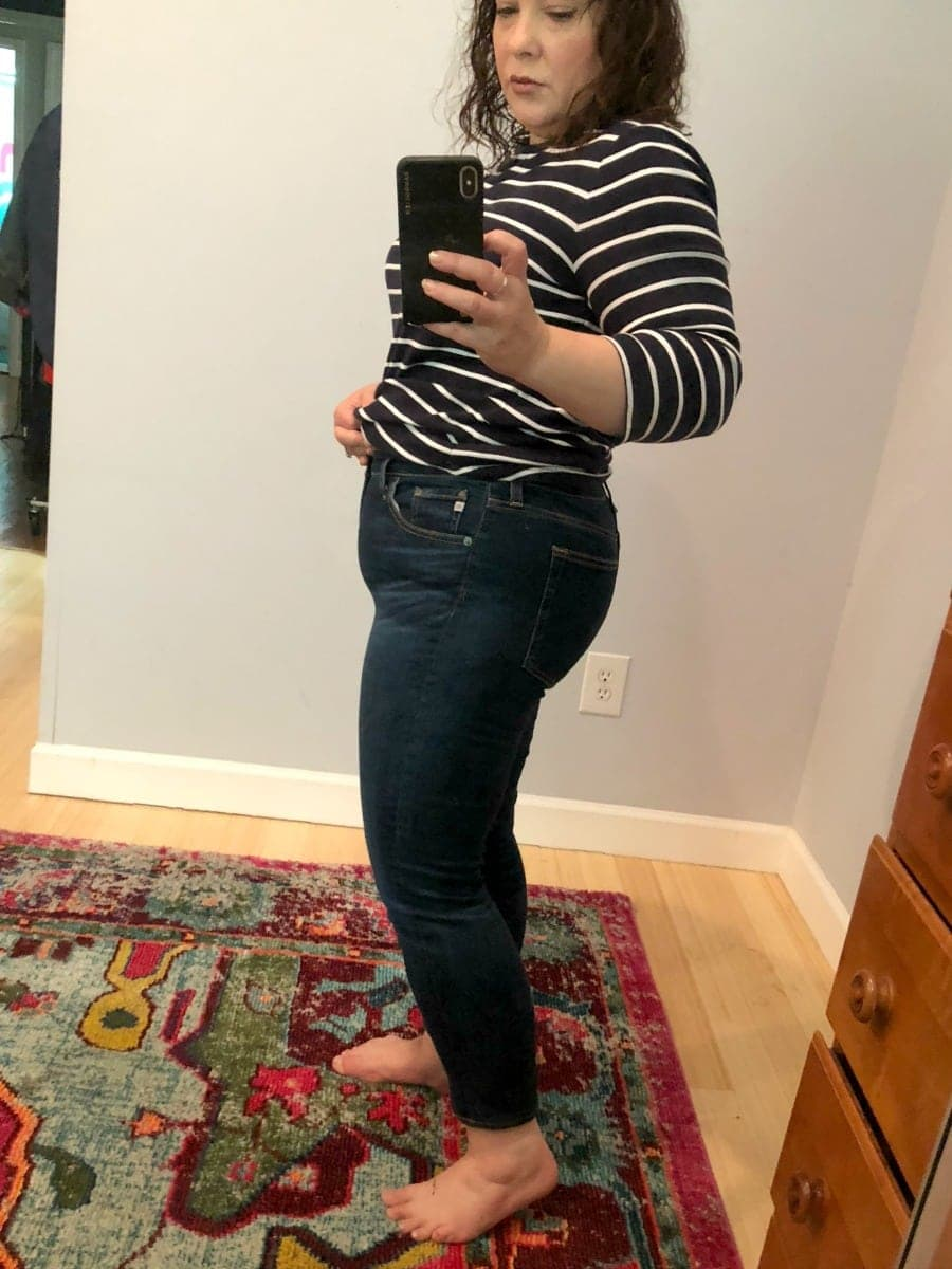 a ag jeans review prima