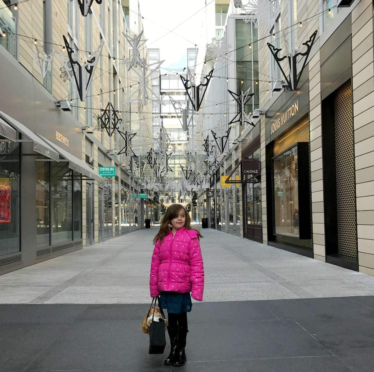 emerson at city center dc with kate spade sam bag