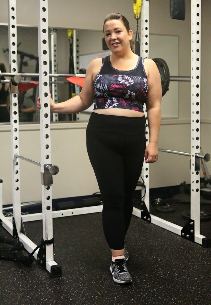 over 40 fitness wardrobe