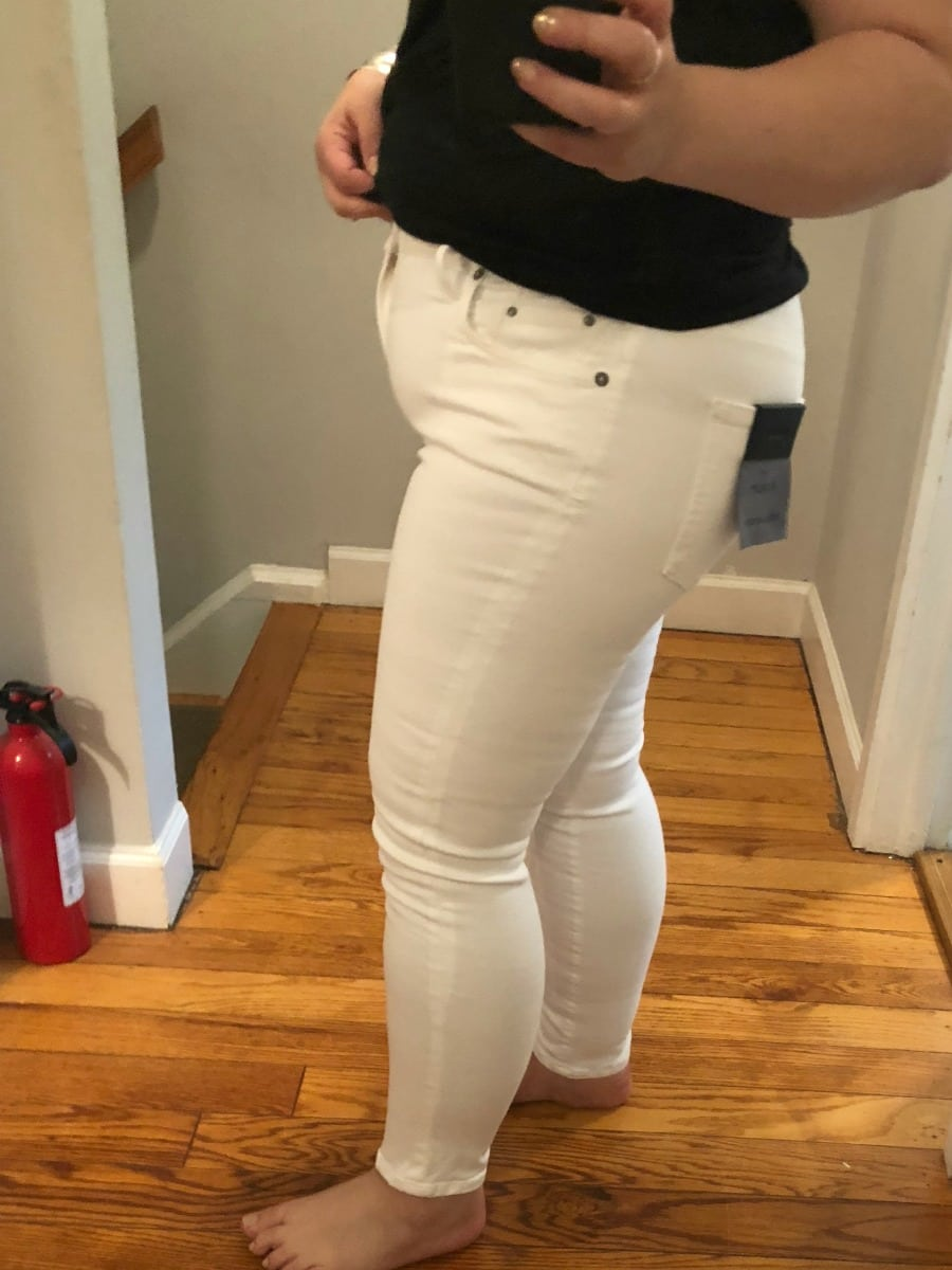 trunk club white jeans side view