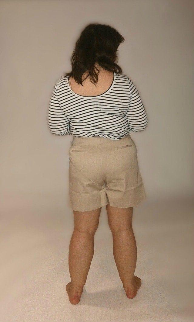 1908 shorts back view