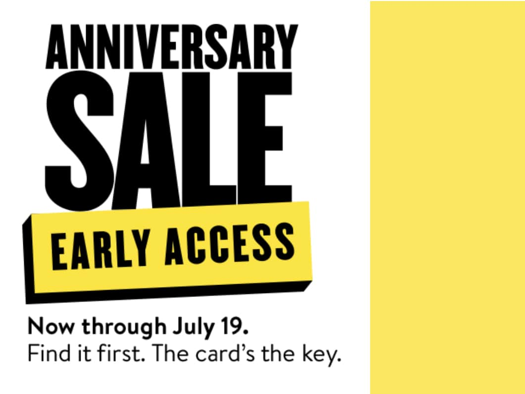 Nordstrom Anniversary Sale Early Access 2018