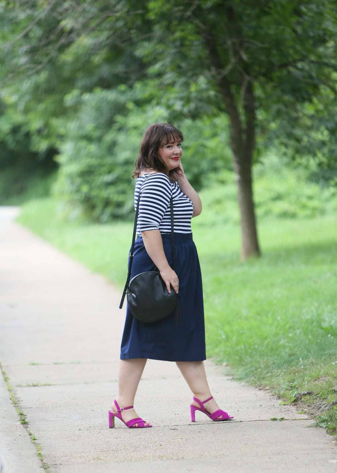 and comfort cotton skirt review