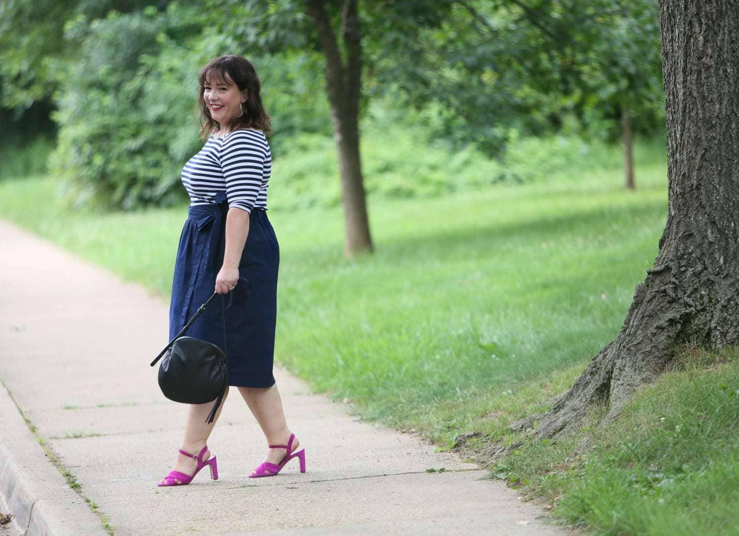 and comfort kimono skirt