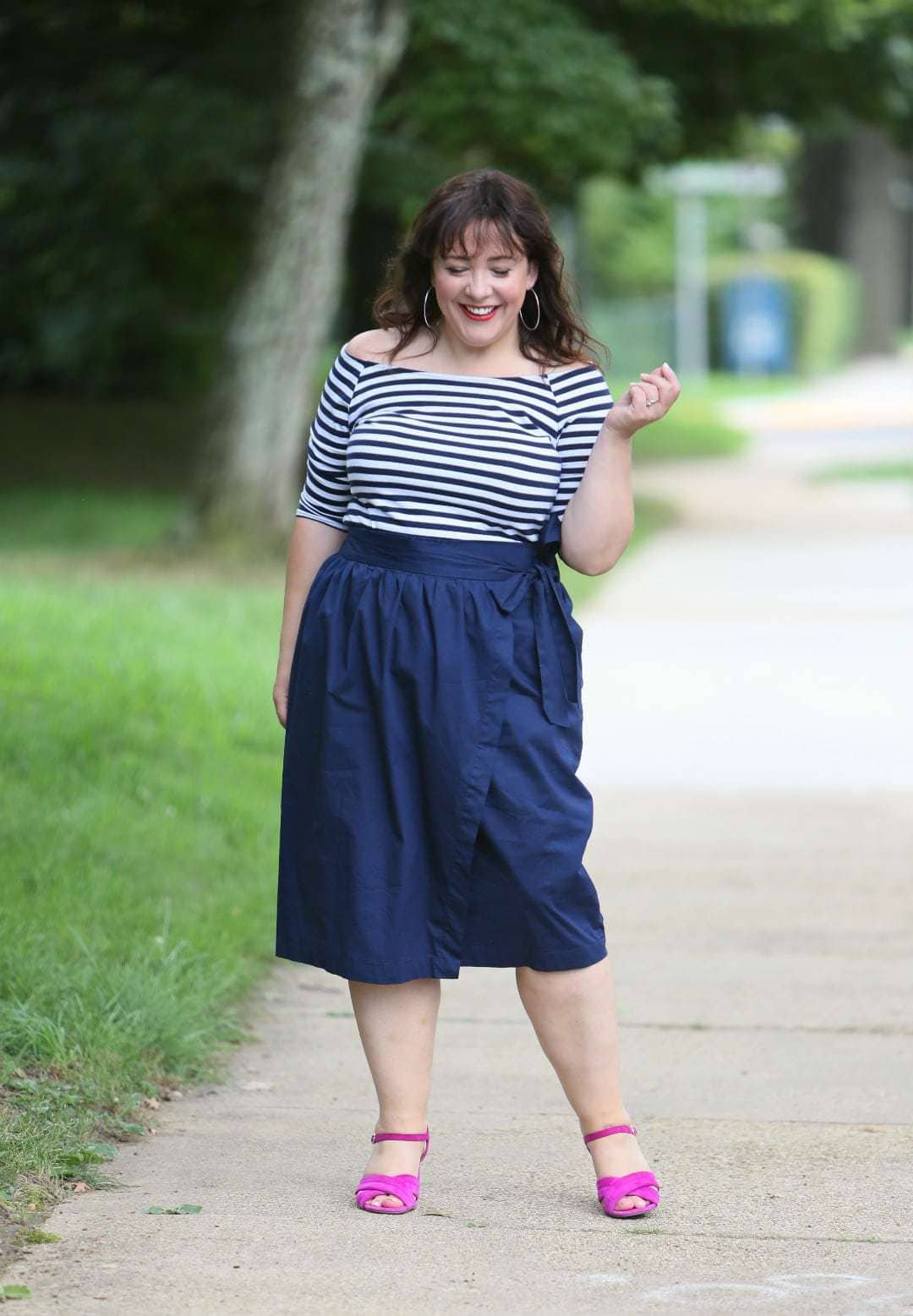 and comfort skirt review