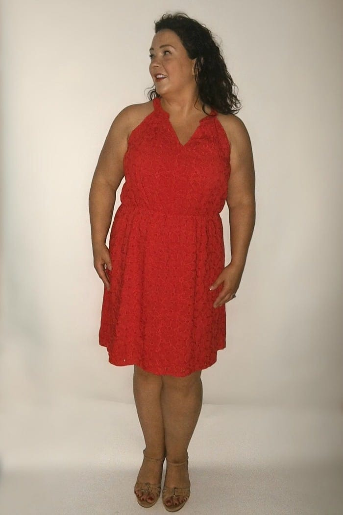 stitch fix summer dress review 1