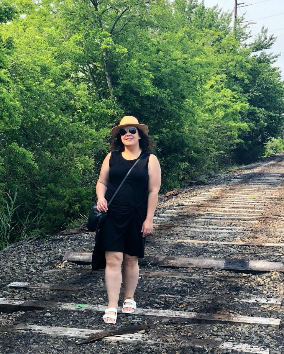 what i wore in lewes delaware