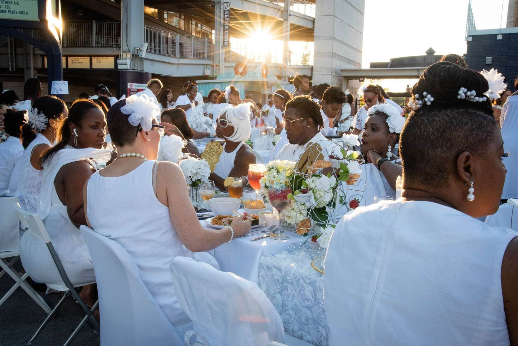Tips For First Time Diner En Blanc Attendees Wardrobe Oxygen
