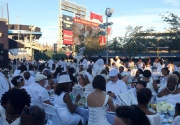 What I Wore: Dîner en Blanc DC