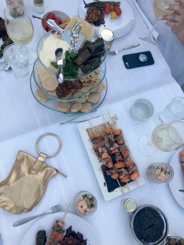diner en blanc tips including what food to bring