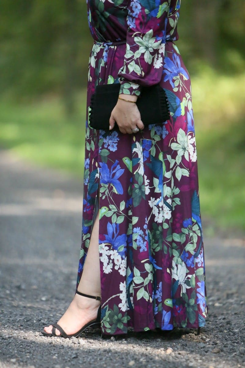 eloquii maxi dress