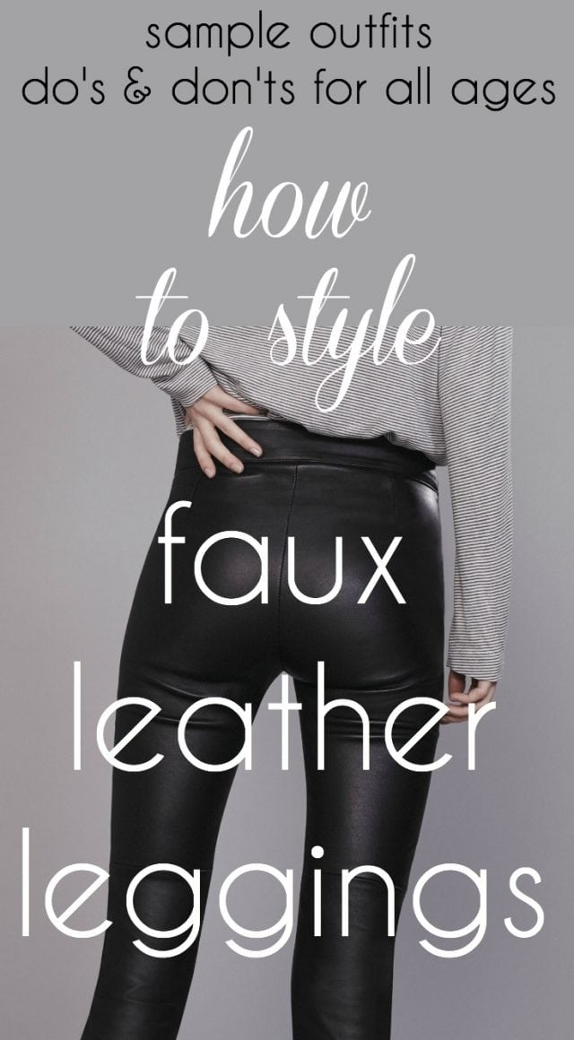 6896865aa4278 The Spanx Faux Leather Leggings have been a Nordstrom Anniversary Sale  mainstay for a couple years now, and they continue to get rave reviews from  those who ...