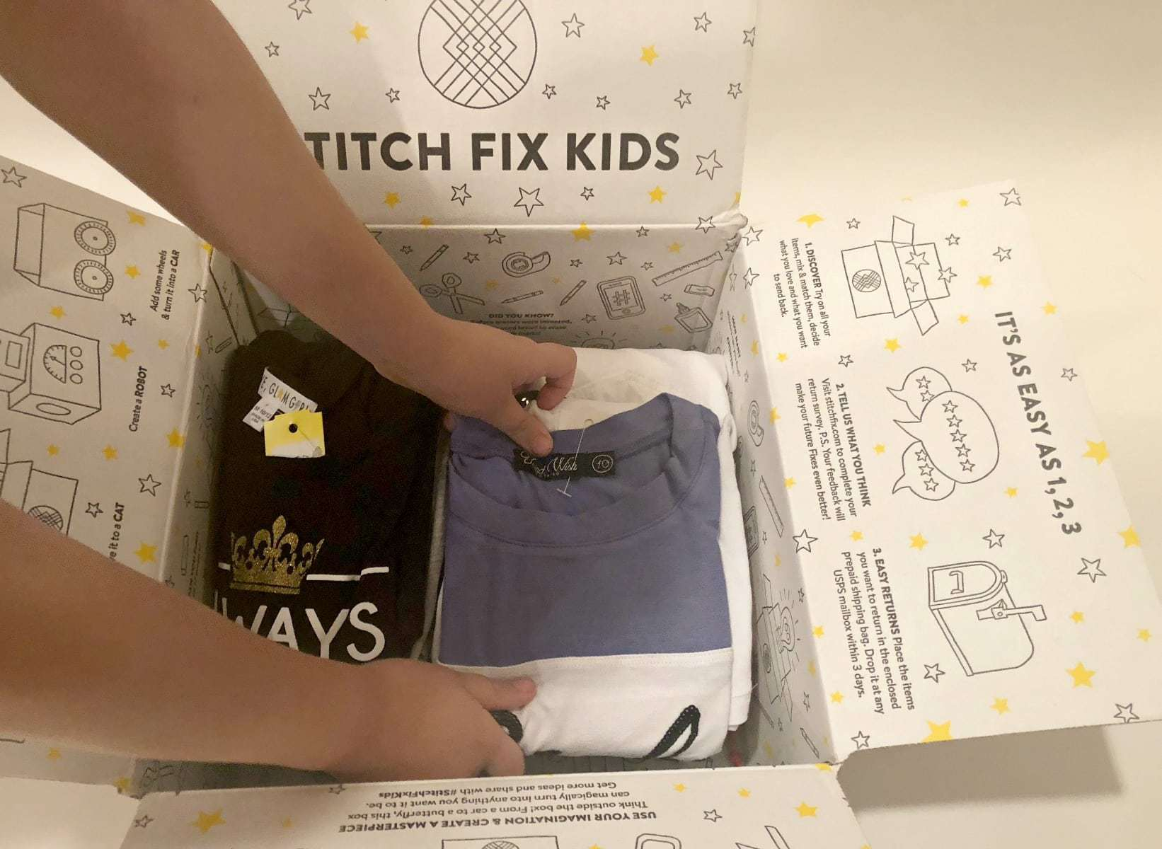 stitch fix for kids review