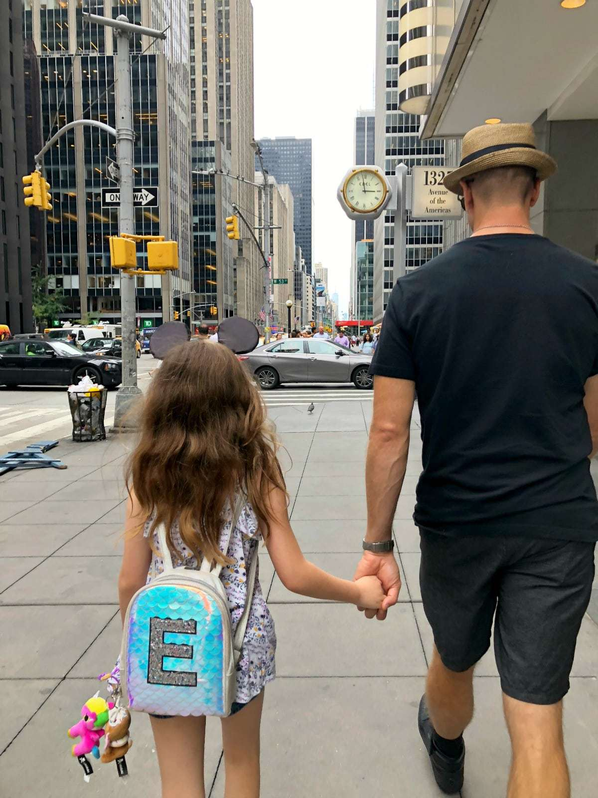 visiting NYC with kids