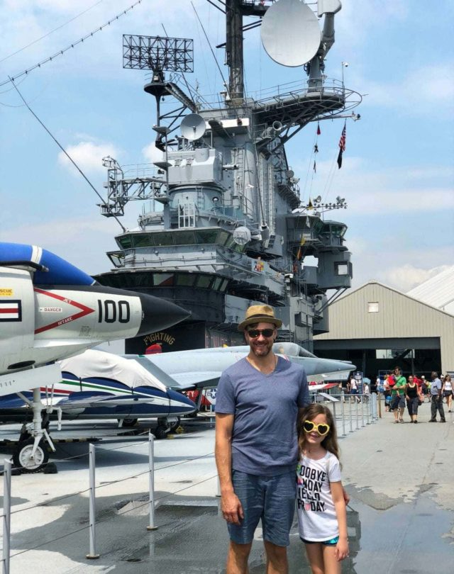 visiting the intrepid museum new york and other experiences for families visiting New York City