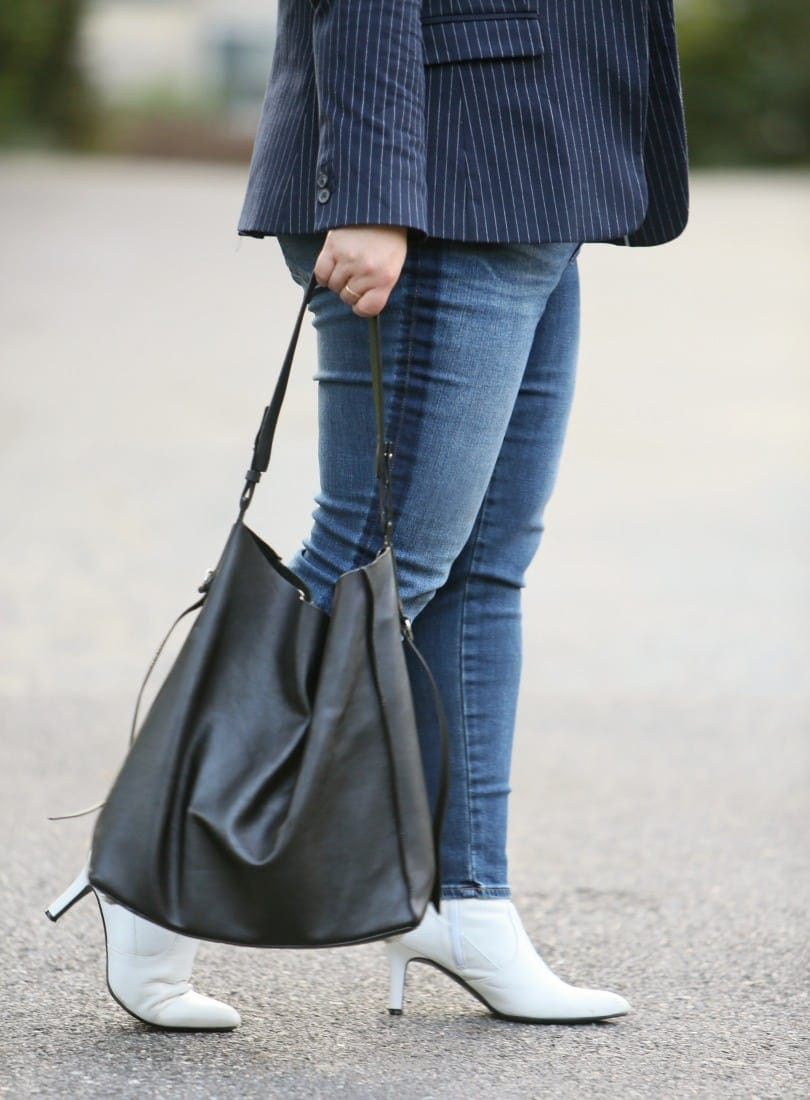 ALLSAINTS Paradise North South Tote Review