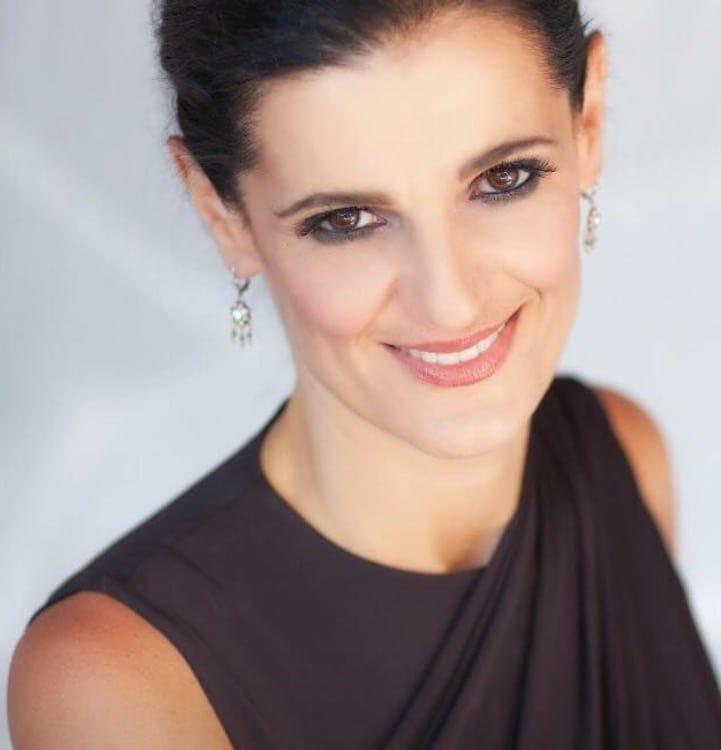 Photo of fashion designer Stella Carakasi